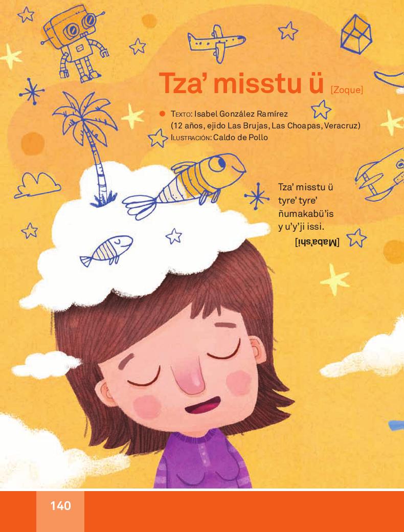 Tza´ misstu ü/ ¿Qué es, qué es? - Español Lecturas 3ro 2014-2015