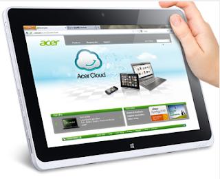 Selingkuhanku, Acer Iconia W510 PC Tablet dengan Windows 8