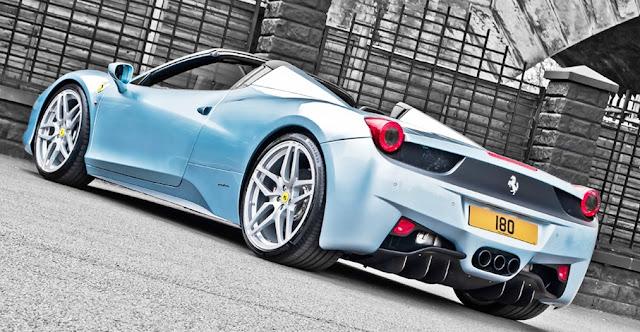 2016 Ferrari 458 Italia Specs