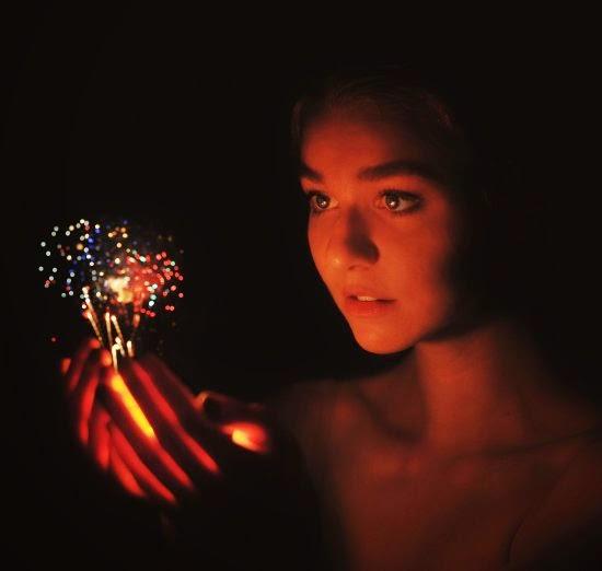 Rachel Baran fotografia surreal suave lirismo sentimentos mulher jovem autorretratos