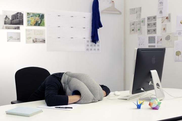 Des objets insolites pour dormir au bureau julie z box