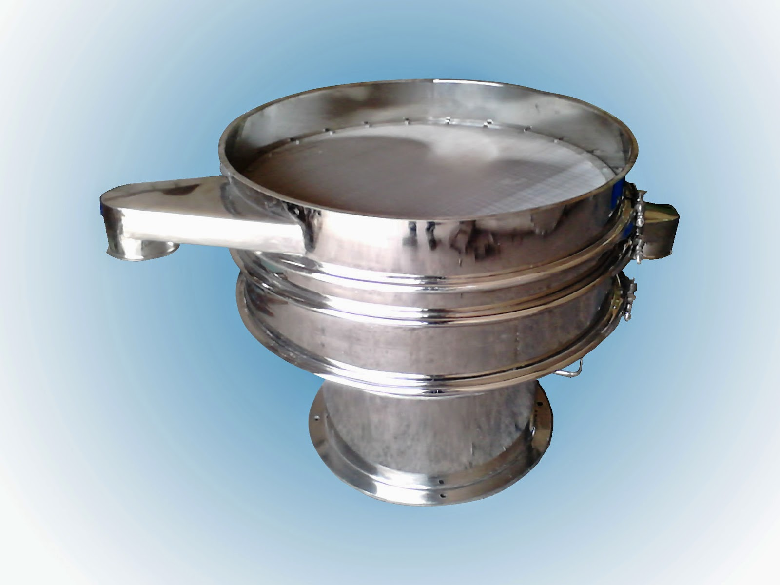 Model Wise Vibro Sifter