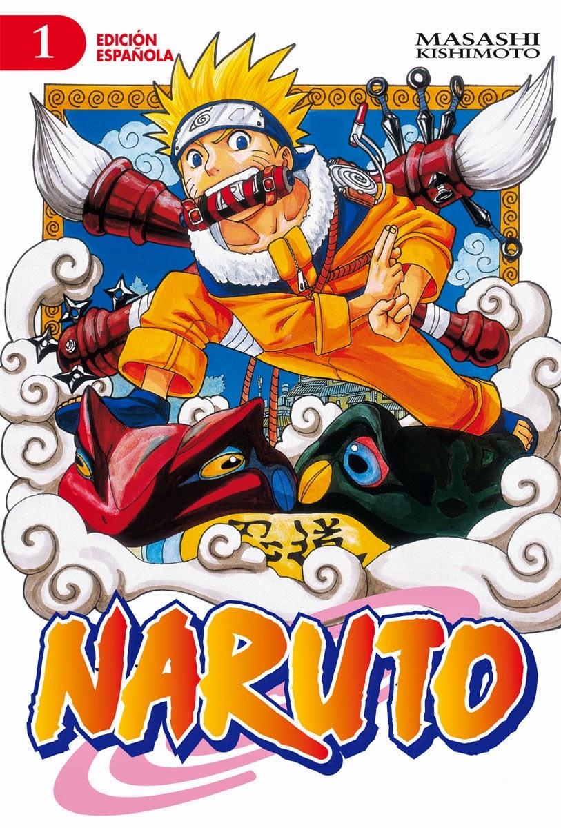 El primer paso de Naruto hacia su sueño.