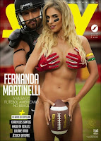 Baixar Sexy Fernanda Martinelli Julho 2017