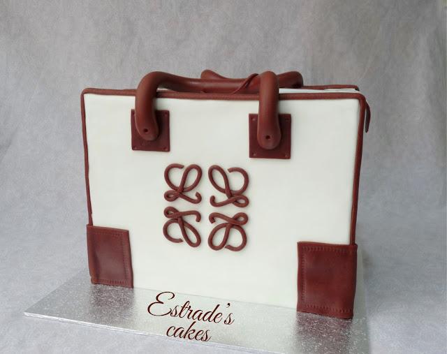 tarta bolso de Loewe 2