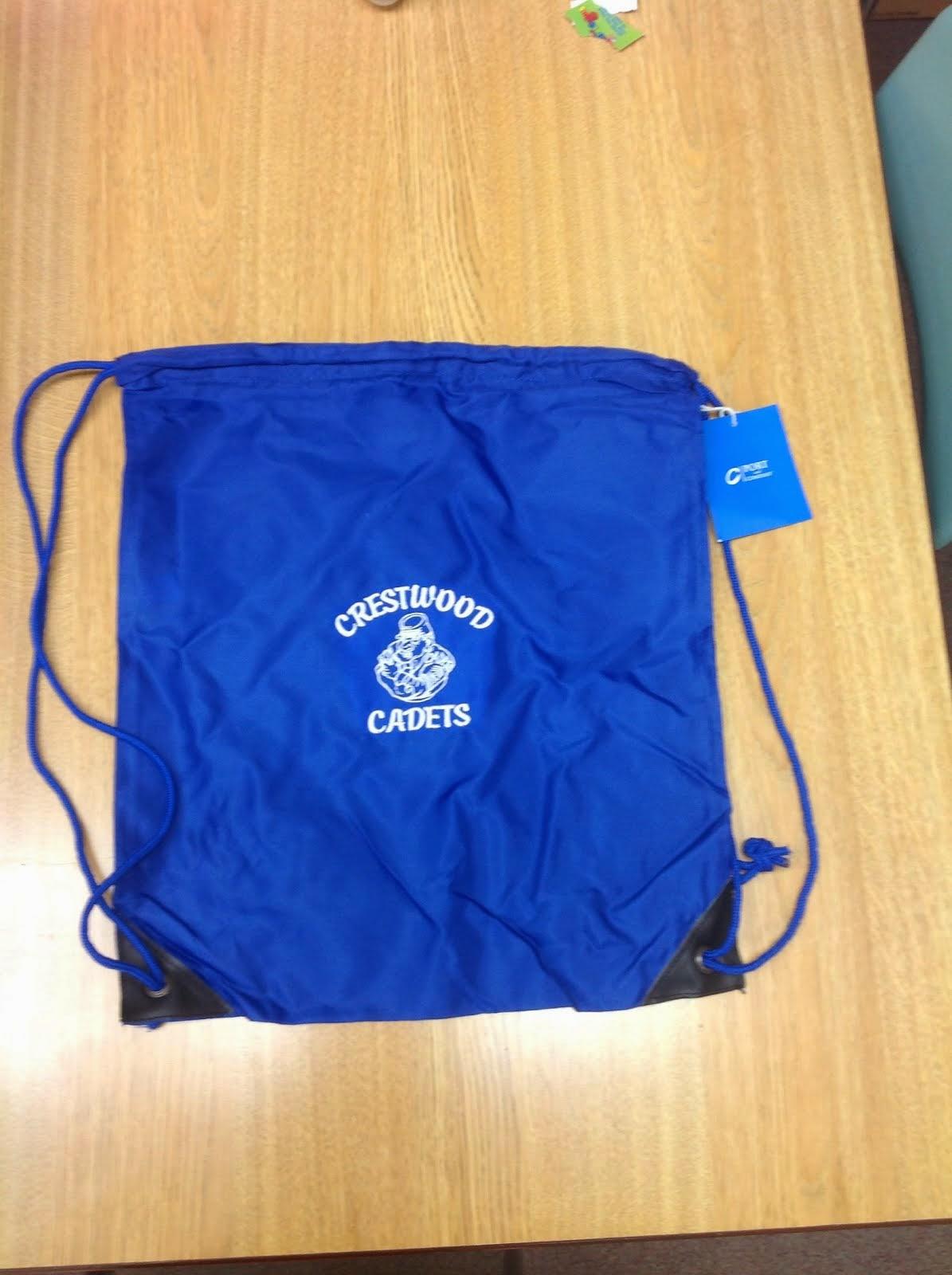 Cadet Pride Bag