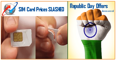 BSNL SIm Card Prices Republic Day New offers
