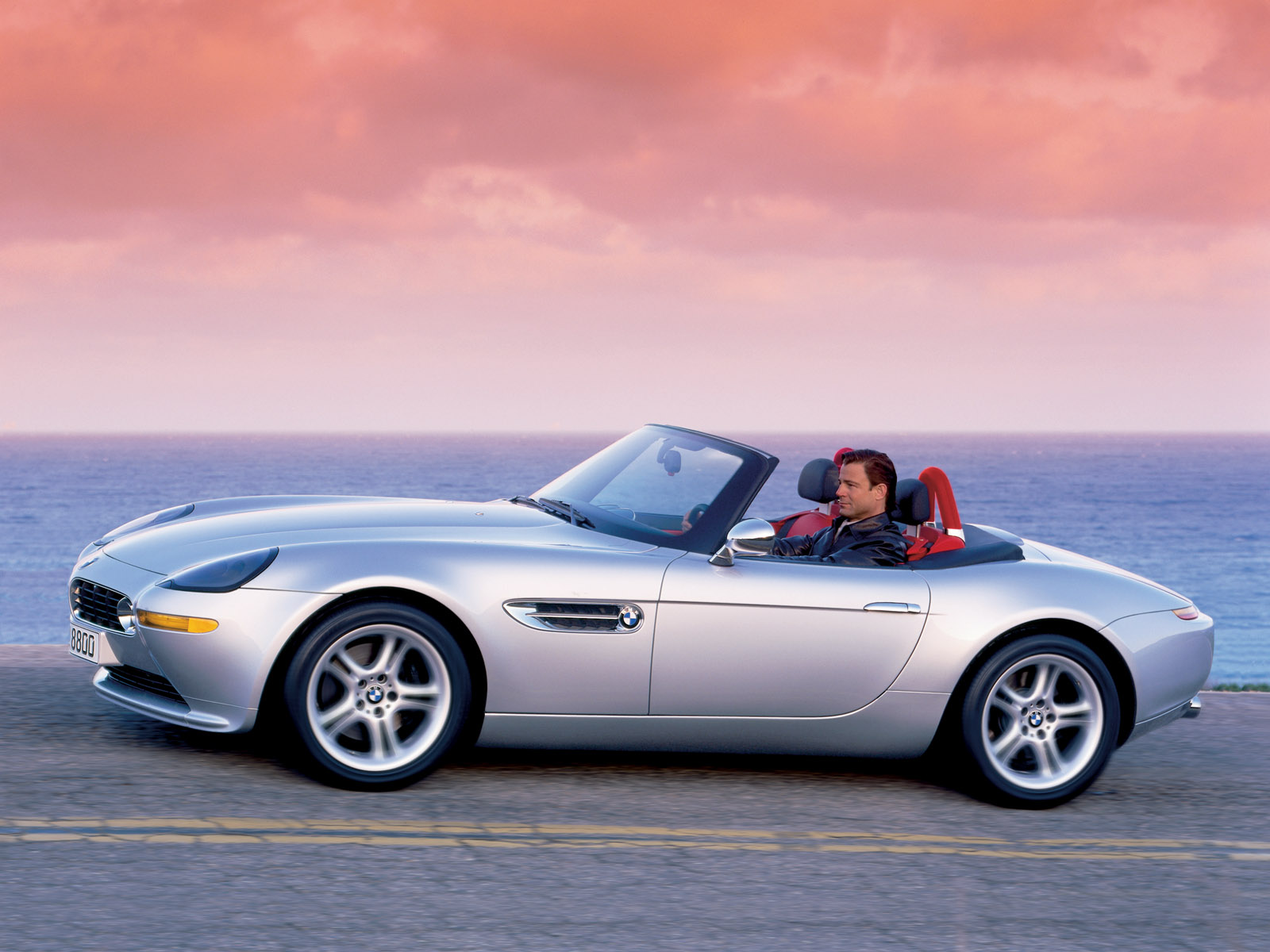 Sports Cars 2003 Bmw Z8 Alpina Convertiblev