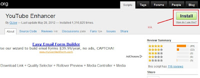 Buffering Youtube Lebih Cepat dengan Add-ons Firefox