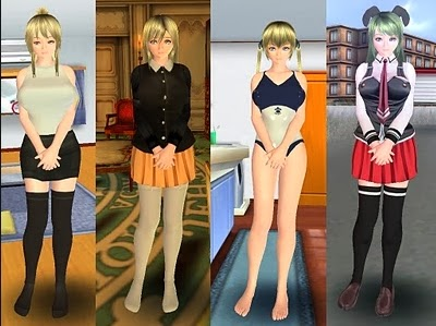 Gameplay Artificial Girl 3 Incl Hannari Pack