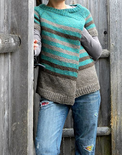 cardigan-tricot-rayé-isabell-kraemer