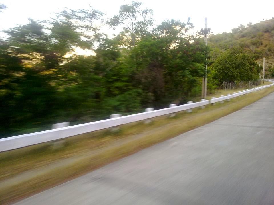 Camino a Baracoa, Guantánamo