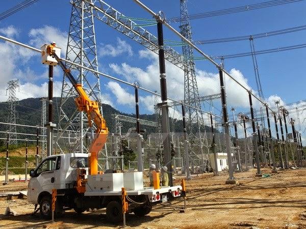 Chính thức đóng điện đường dây 220 kV Kon Tum-Pleiku