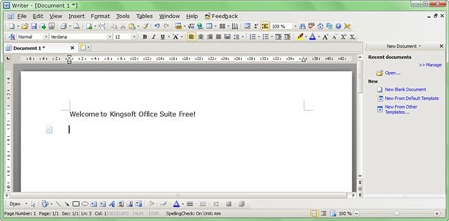 Everything windows kingsoft office suite free 2012 is an - Kingsoft office free download for windows 7 ...