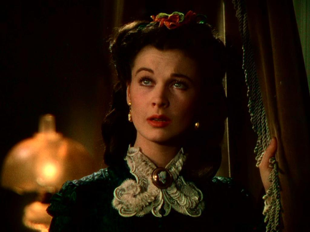 Yet another period drama blog gone with the wind review for Who played scarlett in gone with the wind