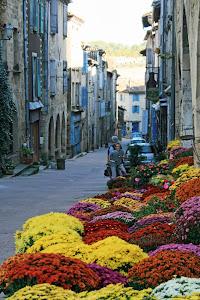 A Medieval Street Scene