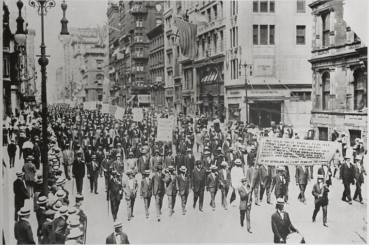 Historic March to Stop Lynching