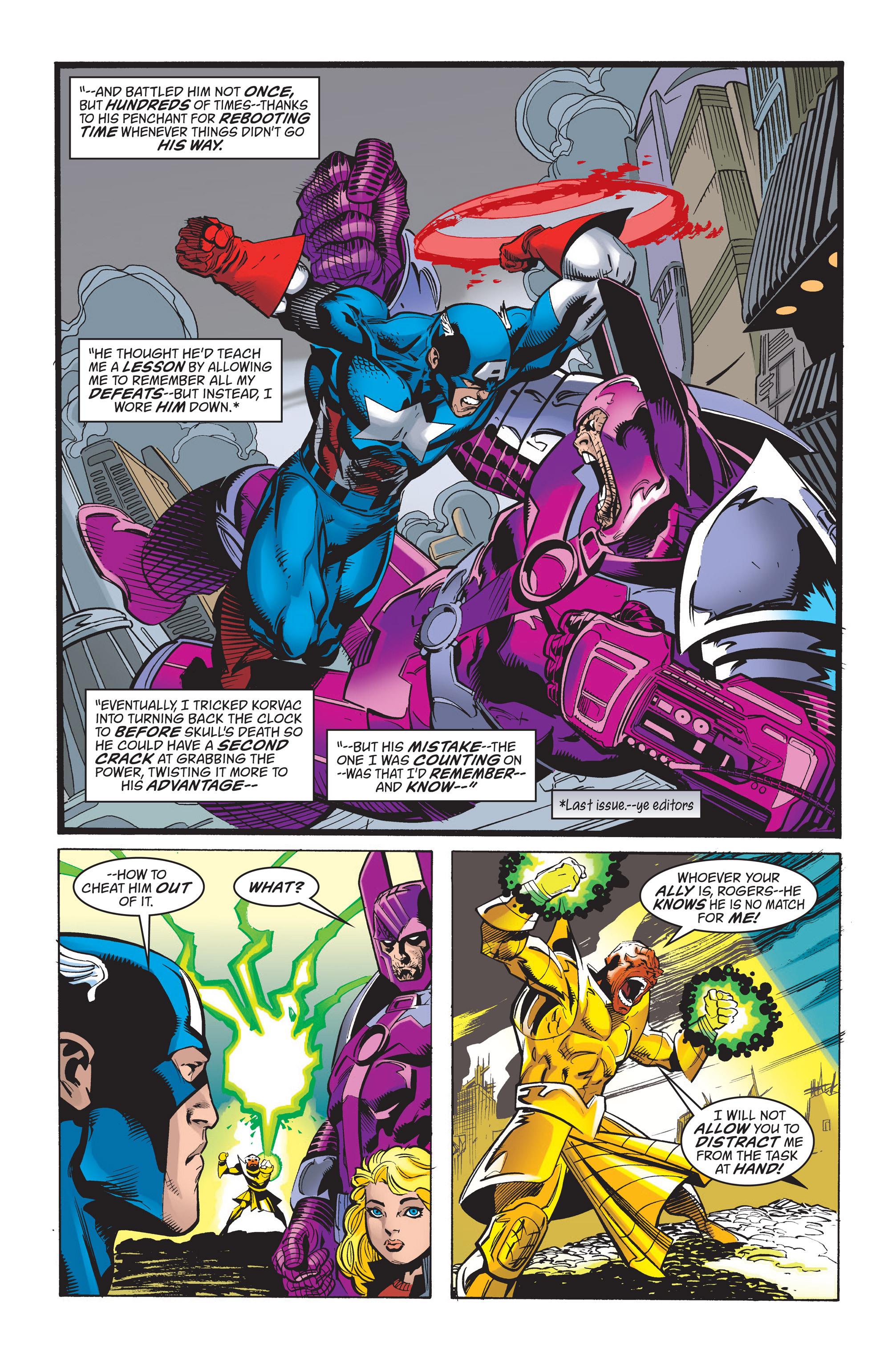 Captain America (1998) Issue #19 #25 - English 7