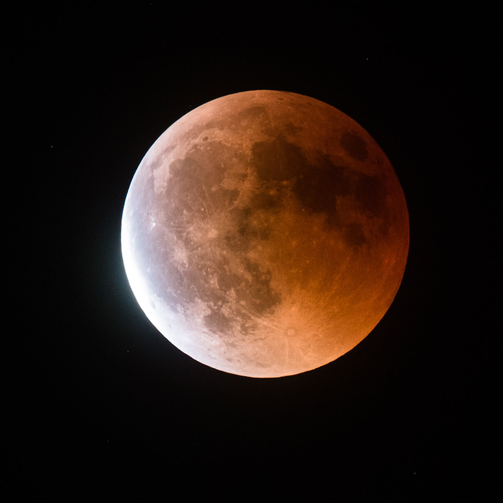 Moon Eclipse Jul 26 2018