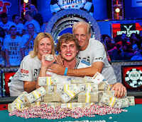 Ryan Riess  WSOP 2013