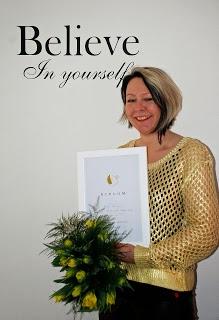 Stolt Kvinnlig företagare 2013 Blekinge