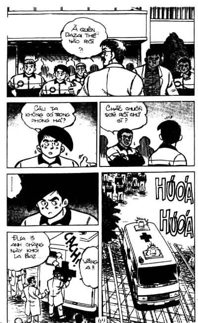 Jindodinho - Đường Dẫn Đến Khung Thành III Tập 26 page 69 Congtruyen24h