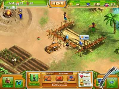Farm Tribe 2 Screenshots