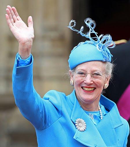 Датската кралица Маргарет II