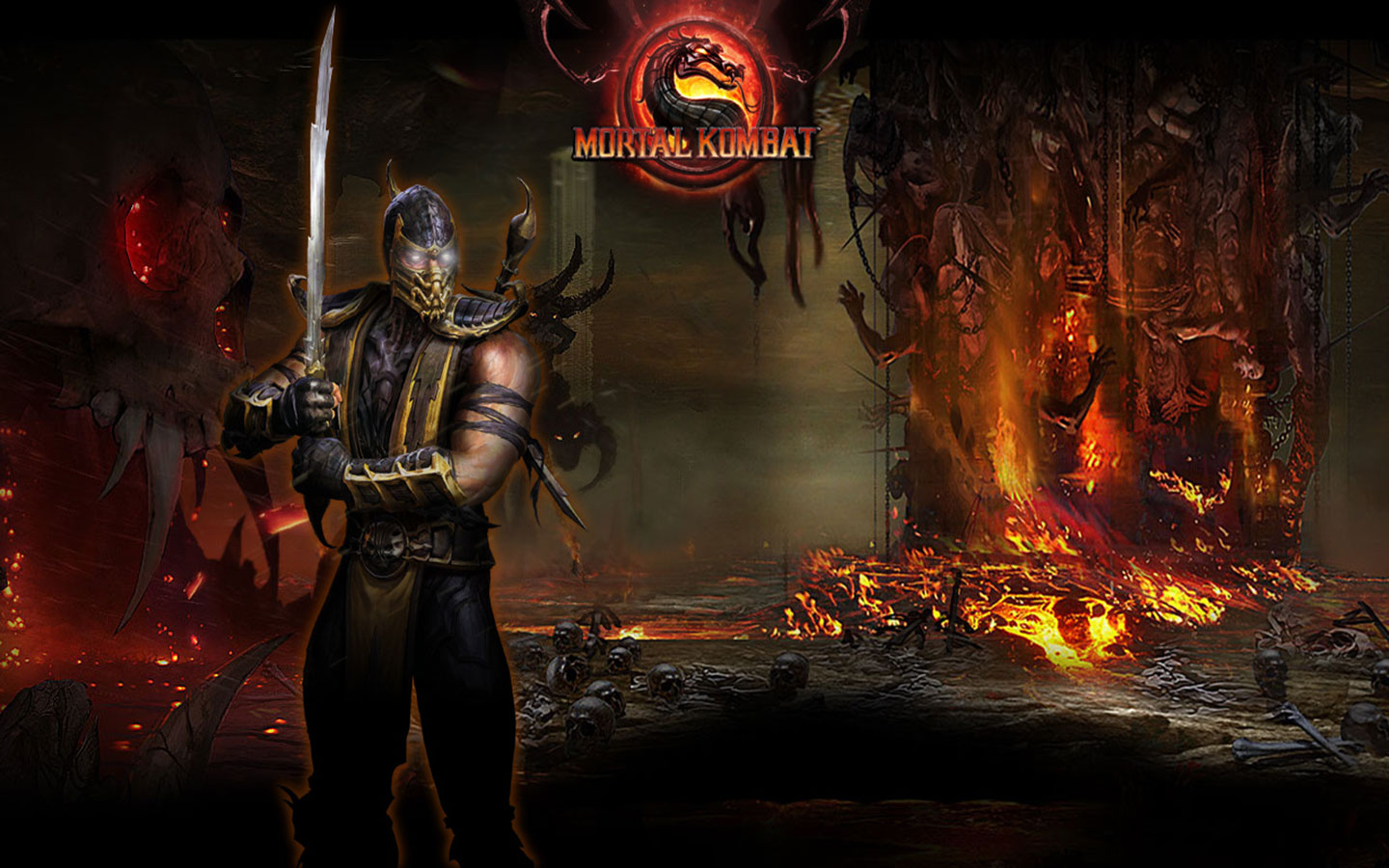 Mortal kombat HD & Widescreen Wallpaper 0.337888416418012
