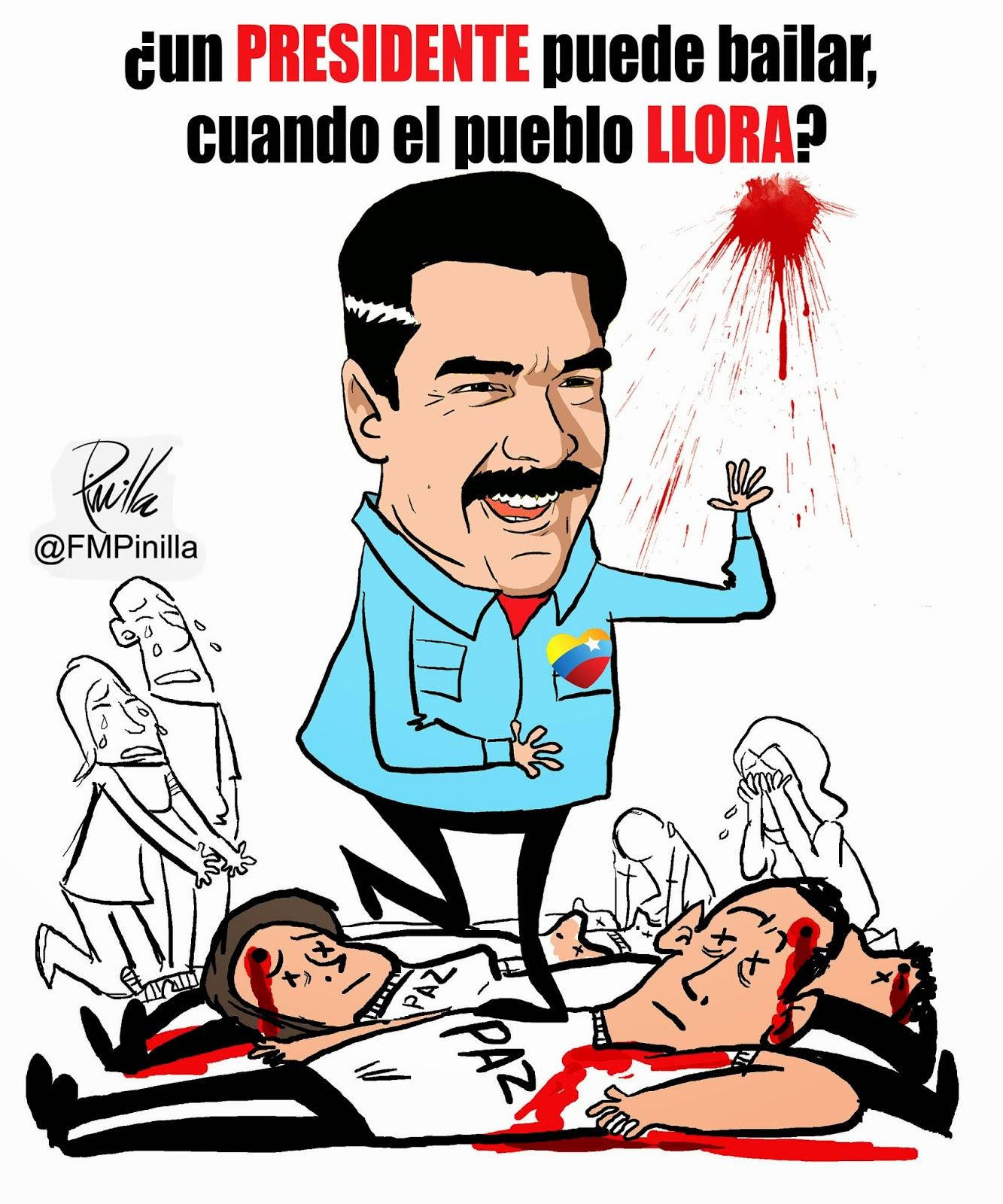 Resultado de imagen para Últimas caricaturas de Maduro