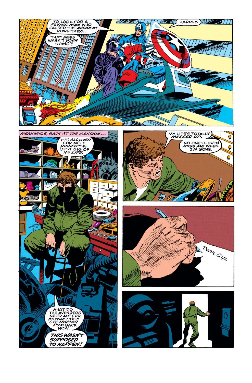 Captain America (1968) Issue #422 #372 - English 14