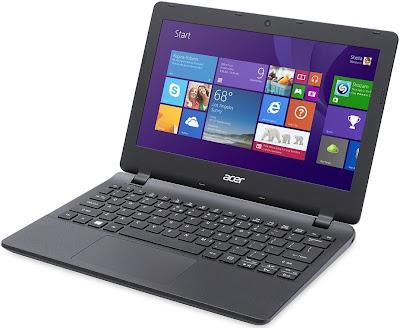 Análisis del netbook barato Acer Aspire ES1-111