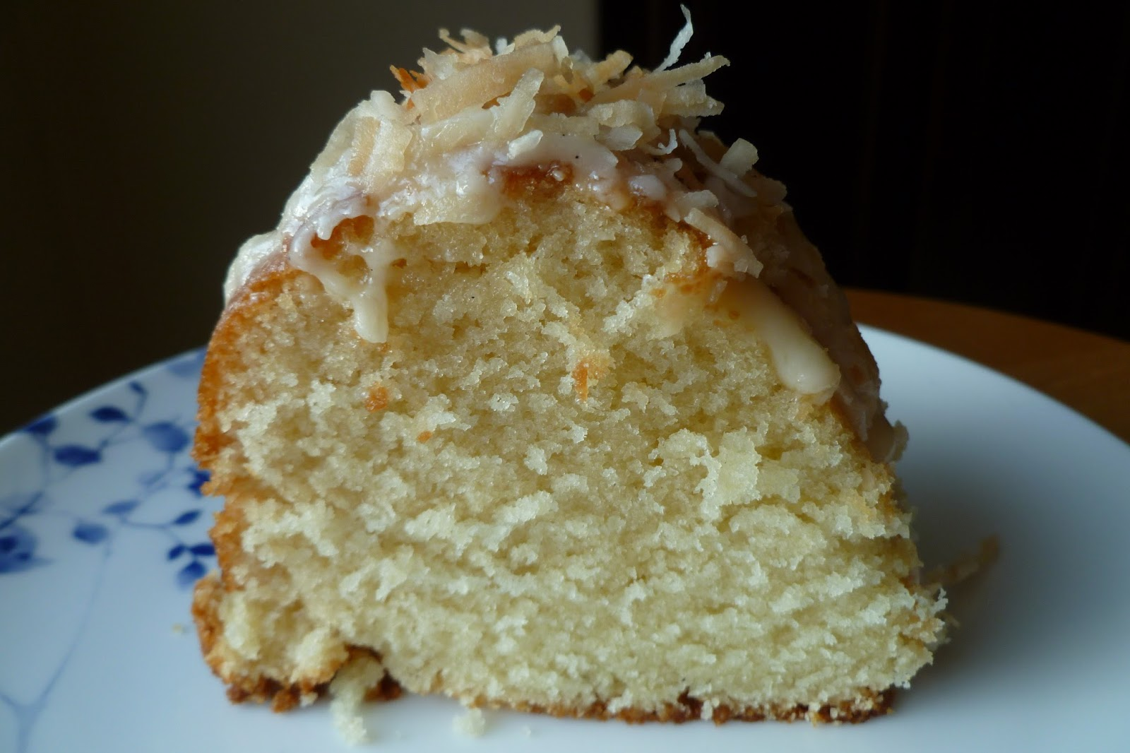 The Pastry Chef's Baking: Louisiana Crunch Cake