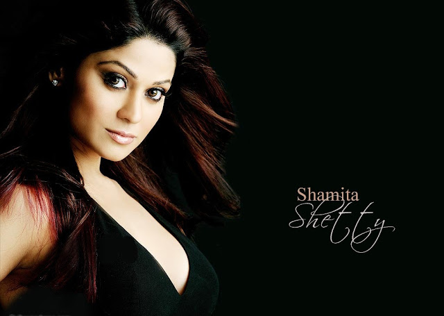 Shamita Shetty HD Wallpaper