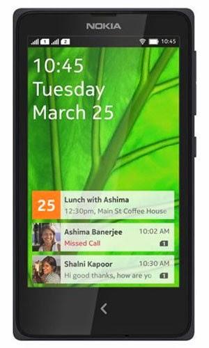 Spesifikasi lengkap Nokia X+ terbaru