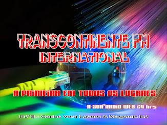 CLICK E VEJA + DE 1 MILHÃO DE APLICATIVO ABAIXADOS DA TRANSCONTINENTE FM É SUCESSO