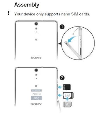 Wujud dan spesifikasi Sony Xperia C5 Ultra bocor, dibekali lazar dengan bazel super tipis
