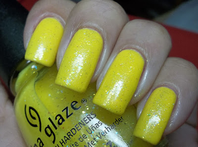 China Glaze Sunshine
