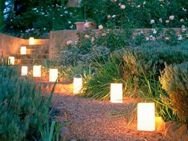 Landscape Garden Decorating Ideas