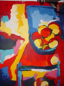 Frutas da Estação I