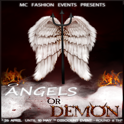 Angels or Demon events/click for URL