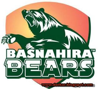 slpl team basnahira bears logo