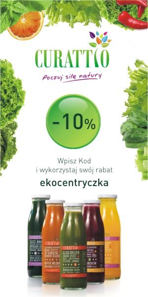 Sokowy Detox z Curattio -10%