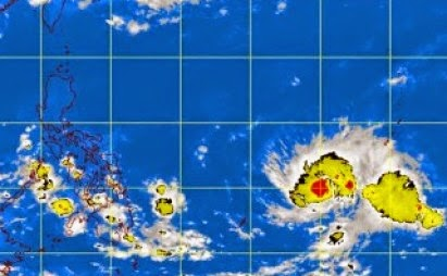 PAGASA: Tropical Storm to enter PAR this Wednesday