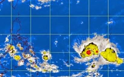 PAGASA: Tropical Storm to enter PAR this Wednesday