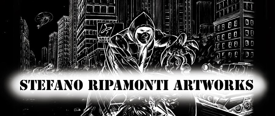 Stefano Ripamonti artworks