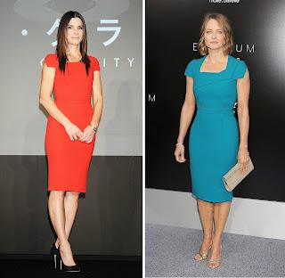 Sandra Bullock, Jodie Foster