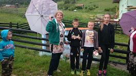Pobjednici dječije trke 05. juni 2016.