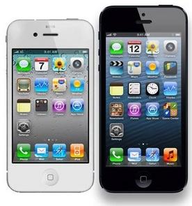 iphone 5 vs iphone 4 s
