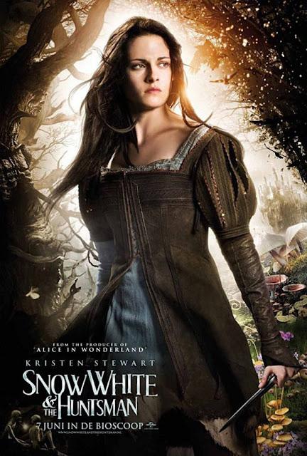 Poster de Blancanieves y la leyenda del Cazador